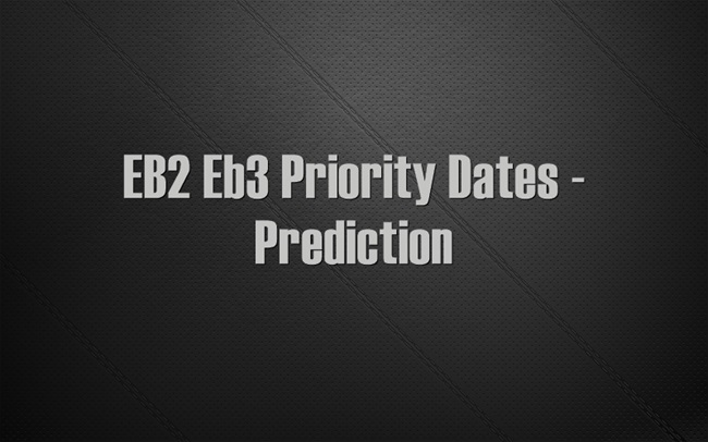 Eb3 priority date india in Brisbane