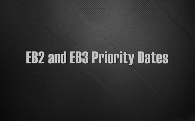 Eb2 current priority date in Brisbane