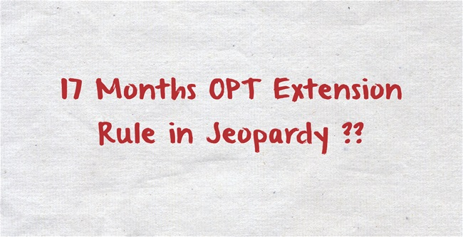 17-Months-OPT-Extension